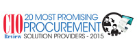 20 Most Promising Procurement Solution Providers - 2015